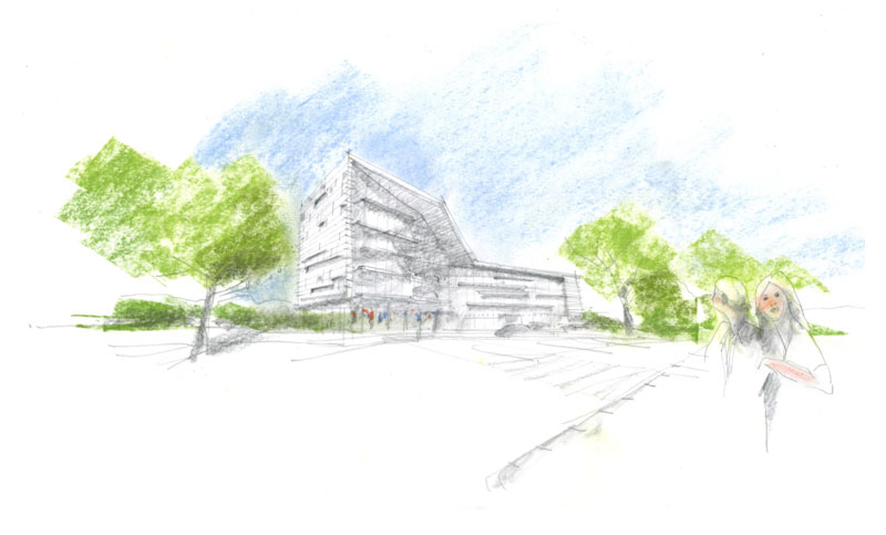 Image: Feilden+Mawson win competition for Kings Lynn Innovation Centre