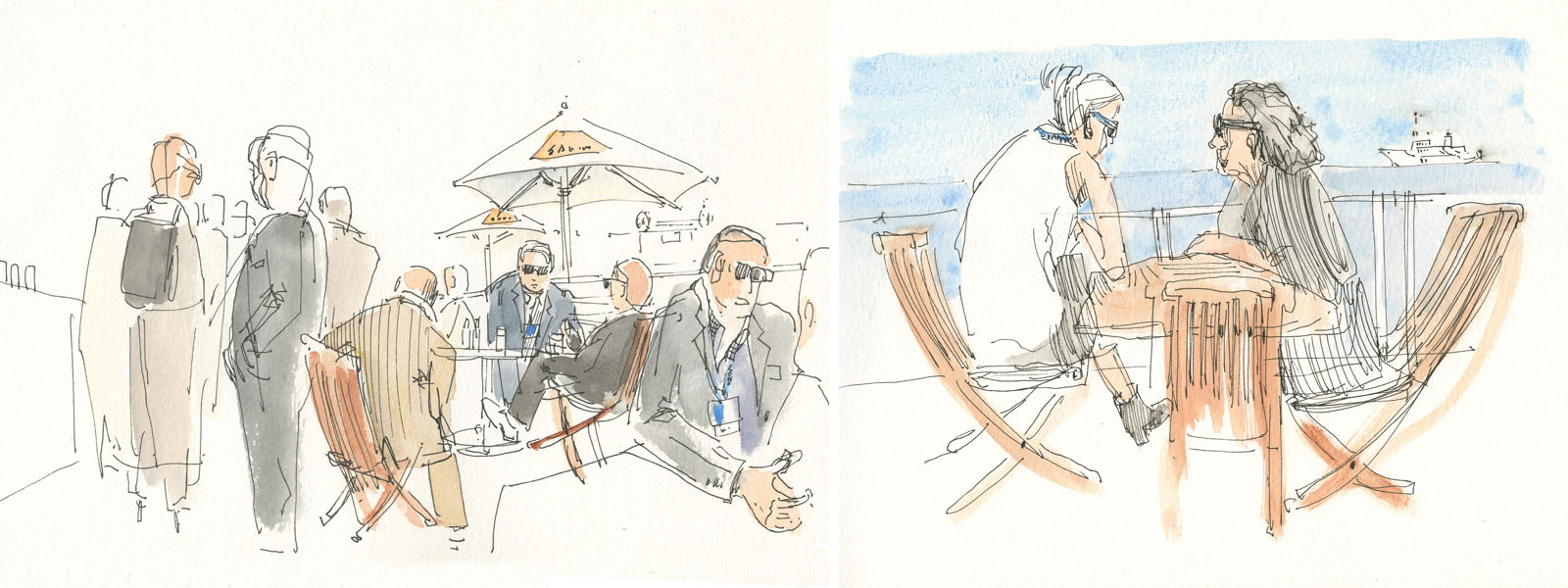 Image: MIPIM 2014 Cannes F+M Sketches