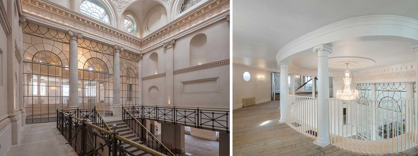 feilden mawson  architecture design  projects  old sessions house