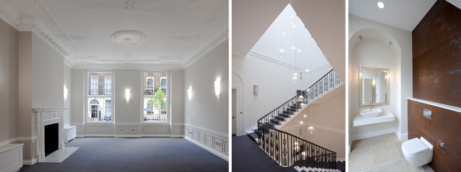 feilden mawson  architecture design  projects  52 gloucester place