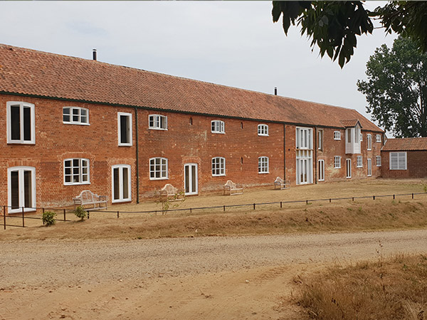 Image: Chillesford Lodge Phase 2